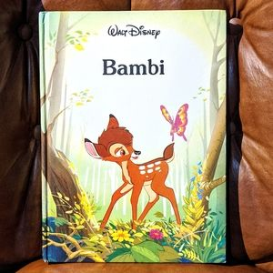 Vintage Walt Disney's Bambi Classic Series